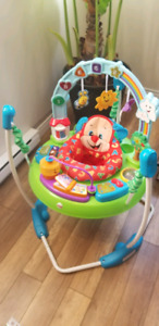 jumper exerciseur jumparoo fisher price