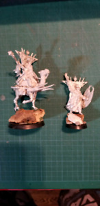 GAMES WORKSHOP LORD OF THE RINGS HARADRUM AND MAHUD