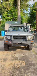 2003 Nissan Xterra SE Super Charged 117k out of province AS IS