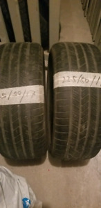 Goodyear eagle ls2 225 50 17