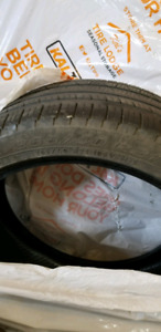 Tires 265/40r21