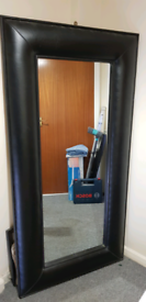 5ft leather mirror