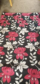 Dunelm curtains ×2