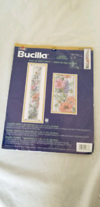 Flowers,  Birds and Butterflies Counted Cross Stitch