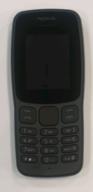Brand New Nokia 106 Unlocked Open To All Networks Work Any Sim Card