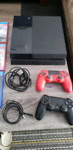 Ps4 9games 2controllers