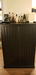 Ikea Arkelstorp Sideboard Dining Room Storage Cabinet