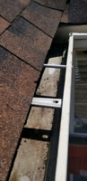 EAVESTROUGH CLEAN & REPAIR PKG $299 LEAFGUARDS ?$5 A FT