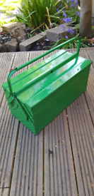 Recycled Concertina Tool Box