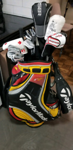 Amazing set of clubs