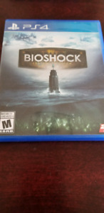 Bioshock The Collection sur PlayStation 4