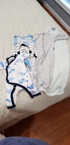 Baby Boy Clothes - size 0000 (13 x items) Maryborough Fraser Coast Preview