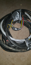 16metres swa armoured cable
