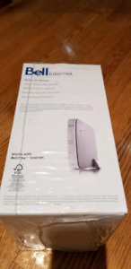 Bell internet wireless home network