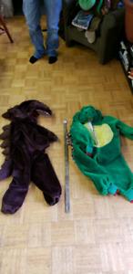 Kids Halloween costumes 15$ each