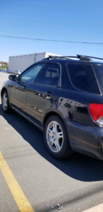 2005 subaru impreza hatchback