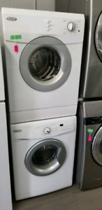 Whirlpool apartment size Stacker