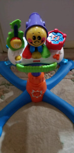 Fisher Price Musical Microphone Standup Toy