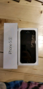 Iphone 5s 16gb (unlock)