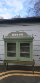 Victorian Country kitchen cupboard