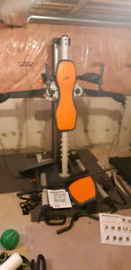 Nordic track 360 at home gym