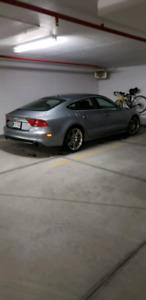 Audi a7 sline