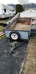 Boat/utility trailer