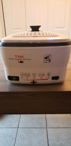 Multi cooker and fryer