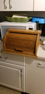 Oak bread box kelowna