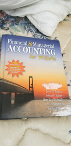Financial and Managerial Accounting for MBA's.