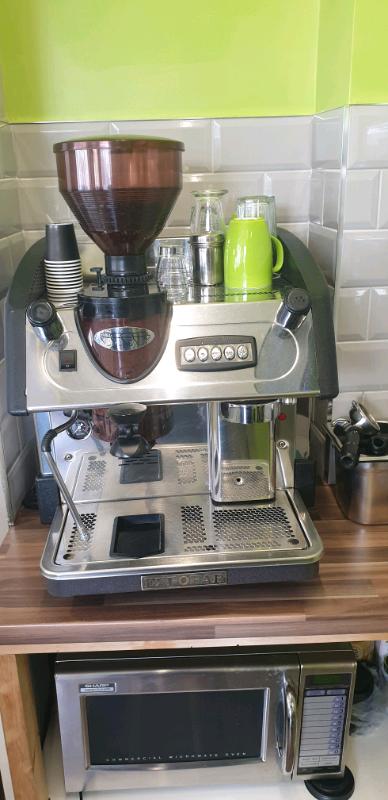 Expobar Coffee Machine In Cathays Cardiff Gumtree