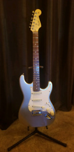Stratocaster style partcaster