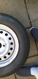Car tyres second hand but good condition