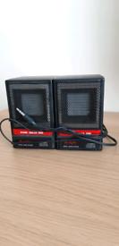 Knight digital audio system speakers echo free