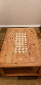 Coffee Table - Solid Pine