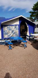 Sunncamp trailer tent