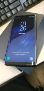 Unlocked Samsung S8 - 10/10 Condition !!!