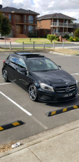 Mercedes Benz A180 AMG pack my15 $23900 bargain Greenvale Hume Area Preview