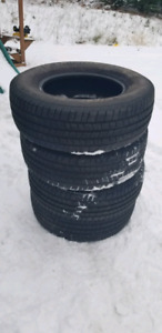 Michelin Defender Tires 275/70/18