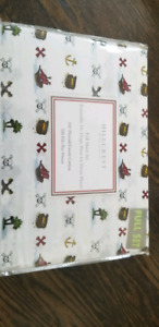 Pirate Sheet Set for a Full