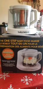 Baby breeza all in one food maker