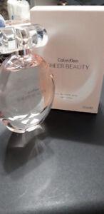 Women's Perfume- CK (Sheer Beauty)