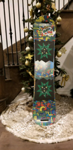 Burton snowboard, youth