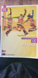 National 5 Physics Study Guide