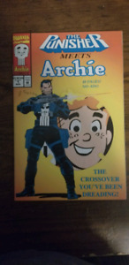 The Punisher meets Archie #1