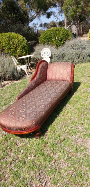 Antique Chaise Lounge Antiques Gumtree Australia