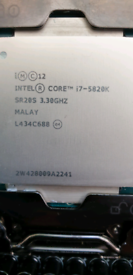 Intel i7 for Sale   Computer Memory, Motherboards