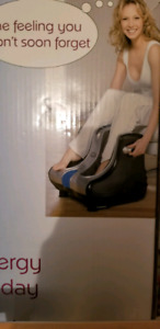 Solemate foot massager