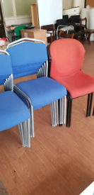 Office or meeting room chairs