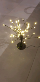 Decorative light tree